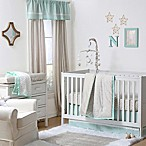 The Peanut Shell® Confetti 4-Piece Crib Set in Gold/Mint