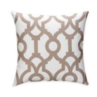 Glenna Jean Soho Fretwork Throw Pillow