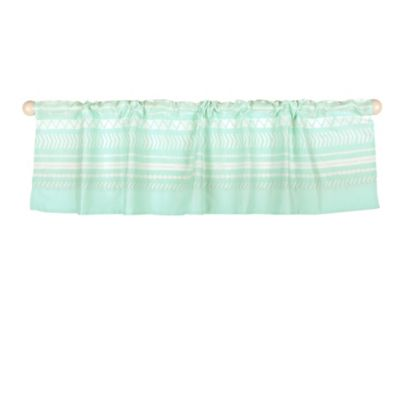 Relatively Buy Mint Green Valance from Bed Bath & Beyond RA44