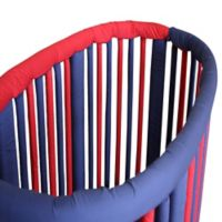 Go Mama Go Designs® Wonder Bumpers Teething Guards for Stokke® Cribs in Navy/Red