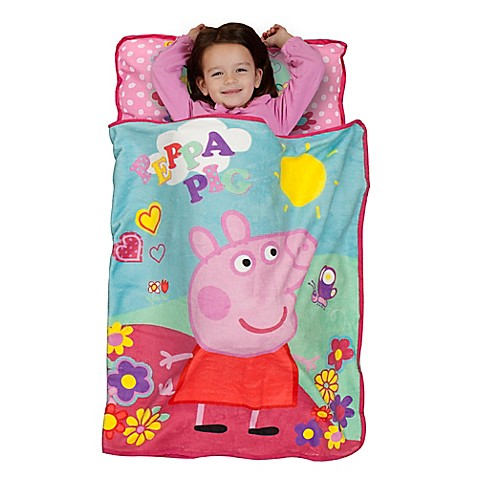 NickelodeonTM Peppa Pig Nap Mat