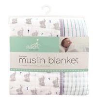 aden® by aden + anais® Elephant Muslin Dream Blanket