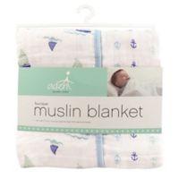 aden® by aden + anais® Muslin Sailing Sea Blanket