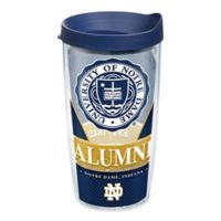 Tervis® University of Notre Dame Fighting Irish Alumni 16 oz. Wrap Tumbler with Lid