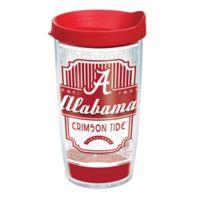 Tervis® University of Alabama Wrap 16 oz. Tumbler with Lid