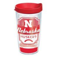 Tervis® University of Nebraska Wrap 16 oz. Tumbler with Lid