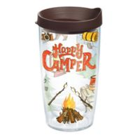 "Tervis® ""Happy Camper"" 16 oz. Wrap Tumbler with Lid"