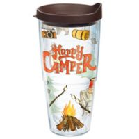 "Tervis® ""Happy Camper"" 24 oz. Wrap Tumbler with Lid"