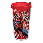 Tervis® Spiderman and Red Spider Wrap 16 oz. Tumbler with Lid