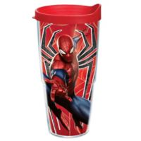Tervis® Spiderman and Red Spider Wrap 24 oz. Tumbler with Lid