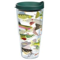 Tervis® Freshwater Fish and Lure 24 oz.Wrap Tumbler with Lid