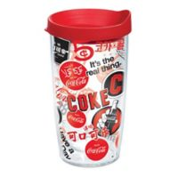 Tervis® Coke® All Over Logo Print 16 oz. Wrap Tumbler with Lid
