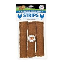 Pet N' Shape All Natural Chicken Jerky Strips Medium 6-Pk