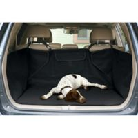 Quilted Cargo Cover for Pets in Black