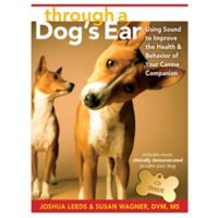 Through a Dog's Ear Hardcover Dog Training Book with CD