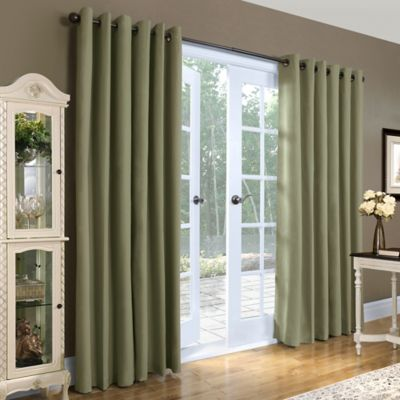 Buy Sage Green Grommet Panels From Bed Bath Amp Beyond