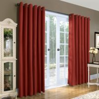 Thermalogic® Weathermate 84-Inch Double-Wide Grommet Top Window Curtain Panel Pair in Burgundy
