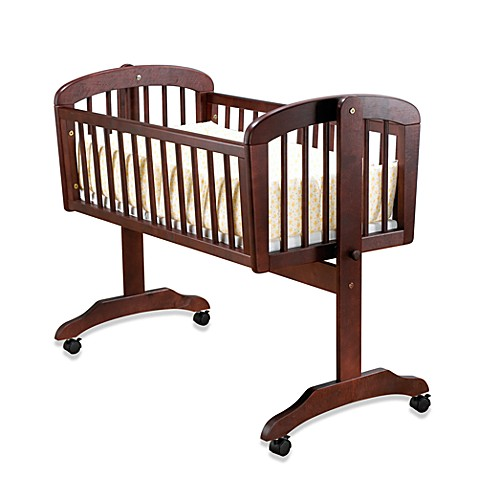 Baby Furniture Gt Standa Cradle In Cherry By Sorelle From