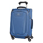 TravelPro® Maxlite® 4 21-Inch Expandable Carry On Spinner Suitcase in Blue