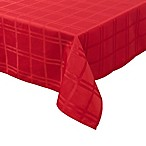 Origins Holiday 60-Inch x 84-Inch Oblong Tablecloth in Red