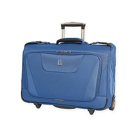 Buy travelpro maxlite 4 rolling garment bag in blue from for Wedding dress garment bag for plane