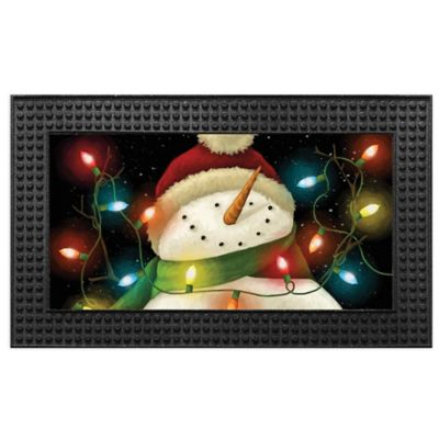 Buy Christmas Mats From Bed Bath Amp Beyond