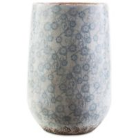 Style Statements by Surya Draven 18-Inch Ceramic Vase in Blue