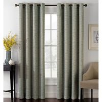 Foray 84-Inch Blackout Grommet Window Curtain Panel in Pewter