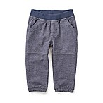 Tea Collection Size 6-12M Denim-Like Pant in Blue
