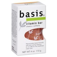 Basis® 4 oz. Vitamin Bar Soap