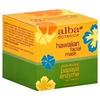 Alba Botanica® 3 oz. Hawaiian Pore-Fecting Papaya Enzyme Facial Mask
