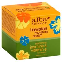 Alba Botanica® 3 oz. Hawaiian Moisture Cream with Smoothing Jasmine and Vitamin E