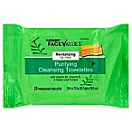 Harmon® Face Values™ 25-Count Cleansing Towelettes