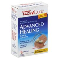Harmon® Face Values™ 6-Count Hydrocolloid Bandages in Large