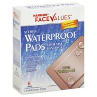 Harmon® Face Values™ 6 Count Waterproof Adhesive Pads
