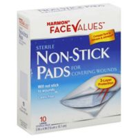 Harmon® Face Values™ 10-Count Non-Stick Pads