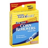 Harmon® Face Values™ 6-Count One Step Corn Removers with Salicylic Acid