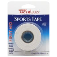 Harmon® Face Values™ Latex-Free First Aid Sports Tape