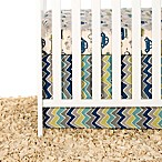 Glenna Jean Uptown Traffic 2-Piece Crib Starter Set