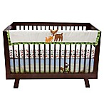 Lambs & Ivy® Woodland Tales Crib Rail Cover