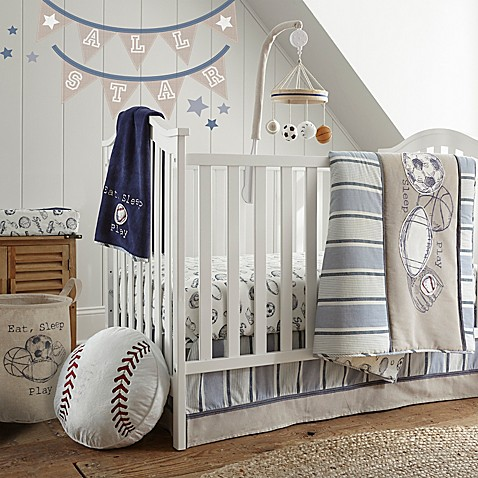 Levtex 174 Baby Little Sport Crib Bedding Collection Bed