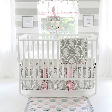 My Baby Sam Olivia Rose Crib Bedding Collection Buybuy Baby