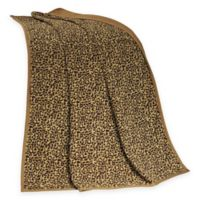 Buy Leopard Throw From Bed Bath Amp Beyond