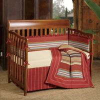 HiEnd Accents Calhoun 3-Piece Crib Bedding Set