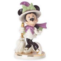 Lenox® Disney Porcelain Minnie Bewitching Figurine