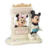 Lenox® Disney Kisses for Mickey Figurine