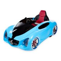 Lil Rider Pre-Assembled Battery-Operated Sports Car in Blue