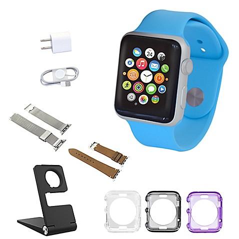 Apple Sport 42mm Watch Bundle
