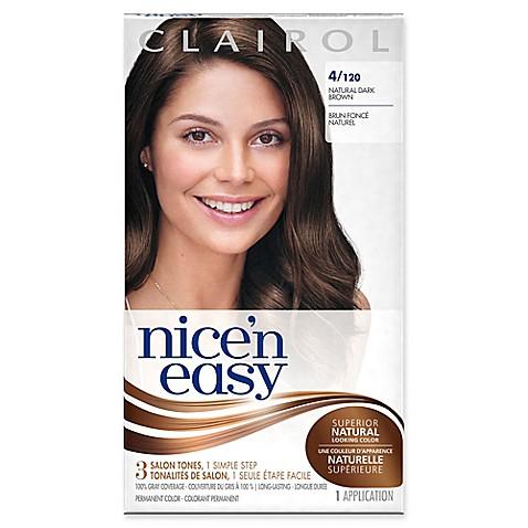 clairol174 nice n easy permanent hair color 4120 natural
