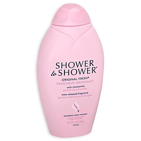 shower to shower 13 oz original fresh absorbent body